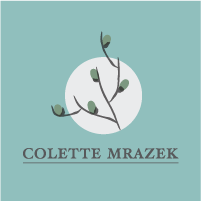 Colette Mrazek Website Design